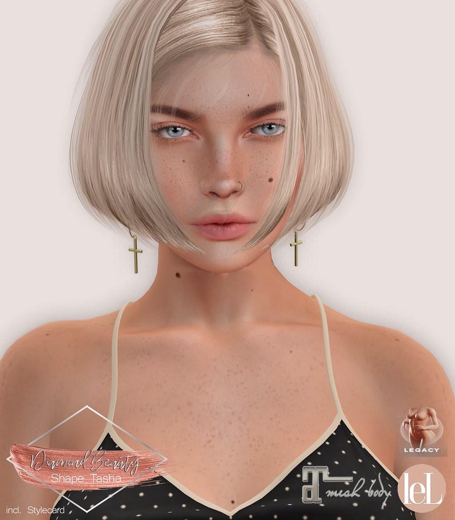 Diamond Beauty – Shape Tasha (LeLutka Fleur)