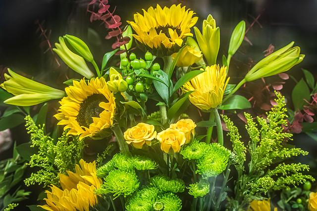 Supermarket Flowers 1 of 3