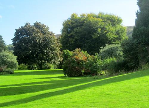 Falkland Palace Gardens , Fife, Scotland