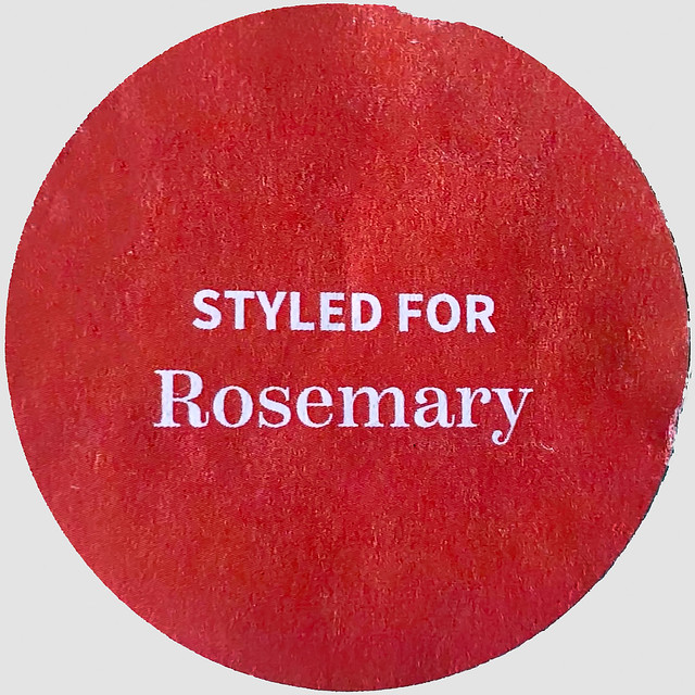 Styled for Rosemary