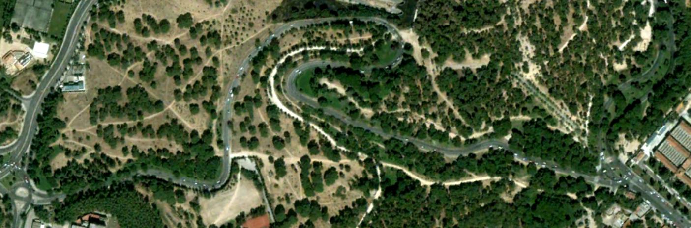 carretera de la dehesa de la villa, madrid, gallardón para una vez que no es monger, antes, urbanismo, planeamiento, urbano, desastre, urbanístico, construcción