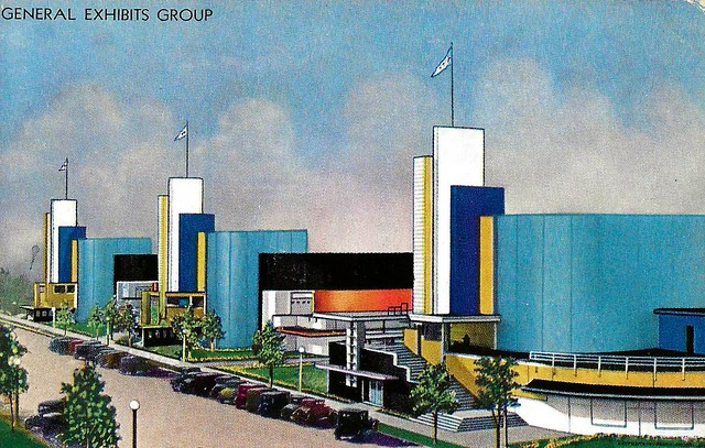 1933 Century Of Progress International Exposition At Chicago, The General Exhibits Group (No. 109), The American Colortype Company