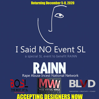 ACCEPTING DESIGNERS NOW ISNE DECEMBER 2020
