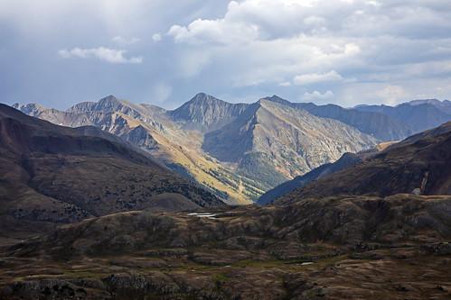 ohpoint alpineloop sanjuanmountains mountains lakes ponds marshes continentaldivide colorado wilderness earthnaturelife wondersofnature