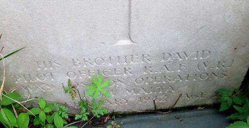 Hawarden War Grave