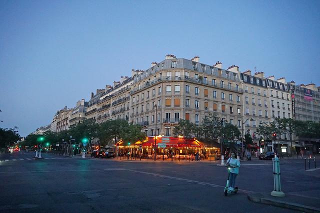 Boulevard Saint-Marcel - Paris (France)