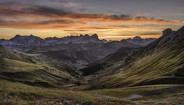 Dolomites....sunrise...