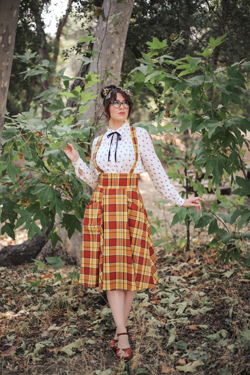 ModCloth x Collectif Squash Farmer Jumper