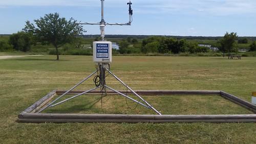 AgriLife & NTMWD Weather Station