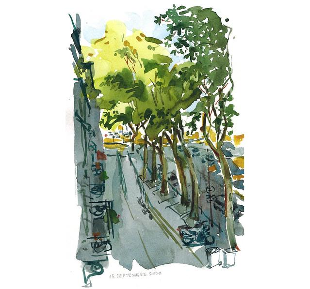 Avenue de Lattre de Tassigny - Boulogne Billancourt