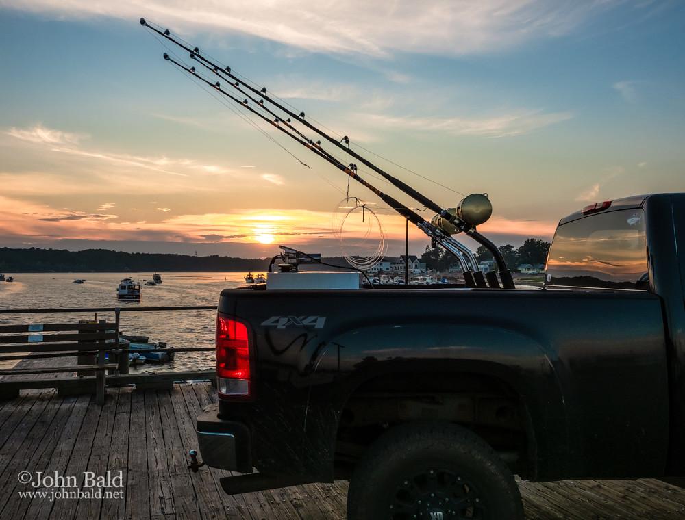 Going Fishing, Saco, Maine  (00169)