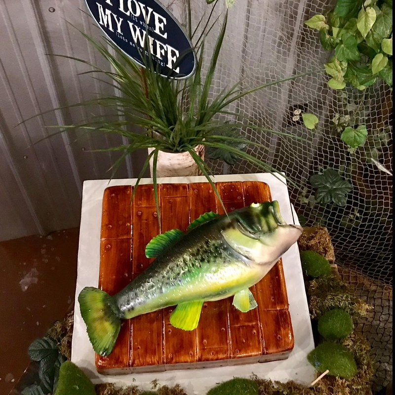 The Fish by Cathy's Cakes
