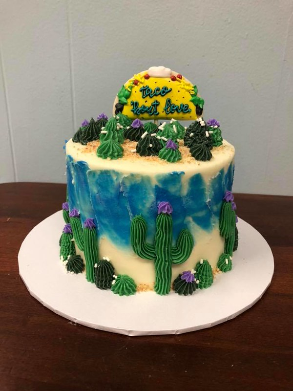Cake by Bless Your Sweets
