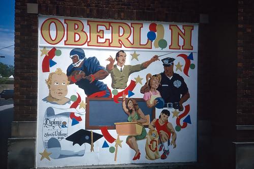 Oberlin Mural