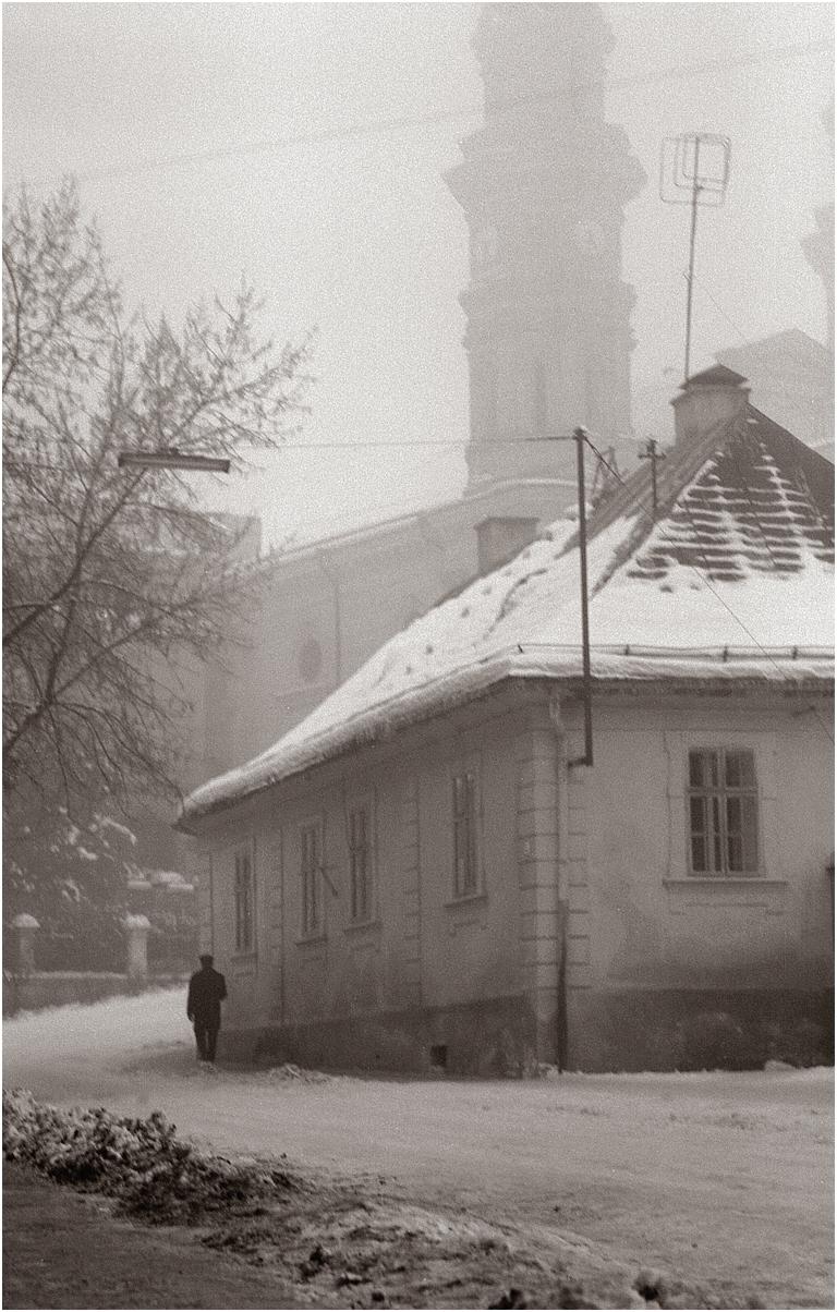 08. 1967. Закарпатье. Ужгород. 05–01