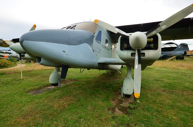 Nordholz - Dornier Do 28 D-2 Skyservant