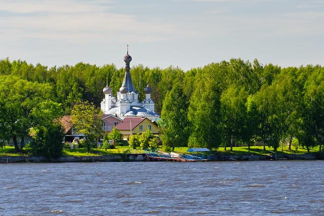 Volga river 242
