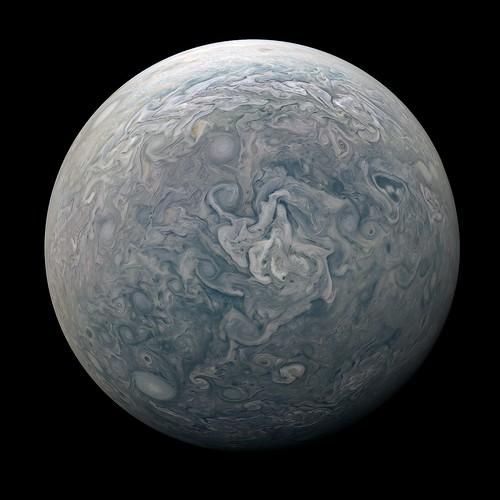 Jupiter - Perijove 29 - Composite - 1