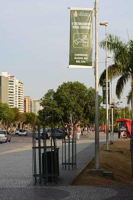 18.09.2020 Praia da Ponta Negra é interditada em reforço a medidas de prevenção à Covid-19