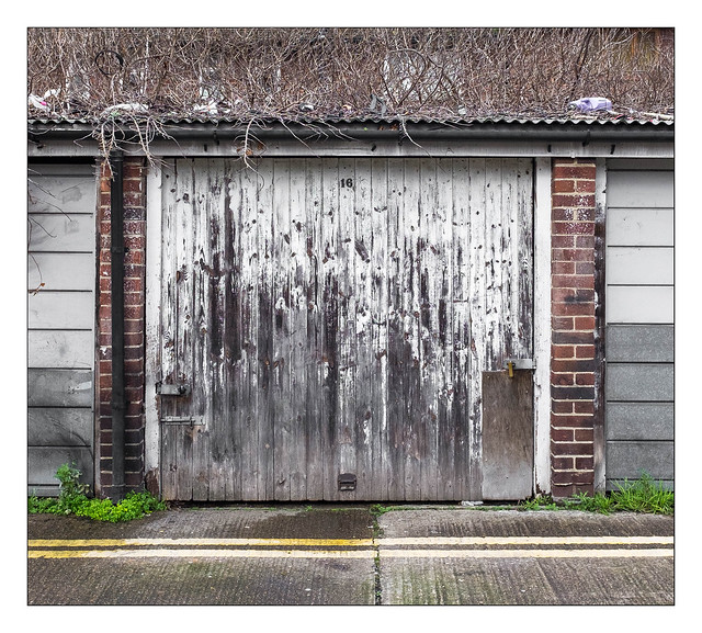 The Built Environment, South East London, England.