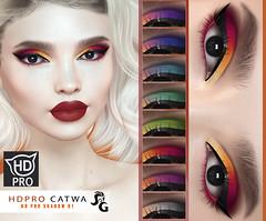 HD Shadow 01 for CATWA HD PRO HEAD