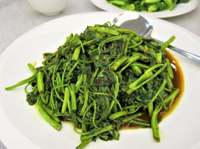 Hai Bing Seafood sambal kangkong