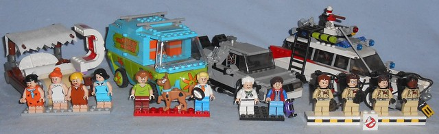 Lego - TV & Movie Cars