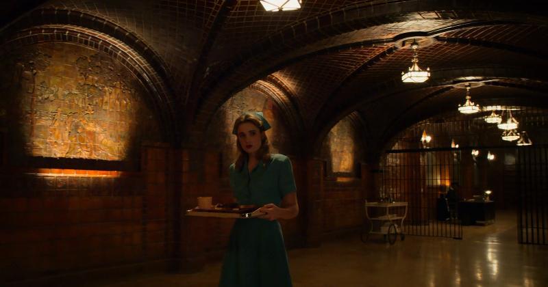 The asylum basement