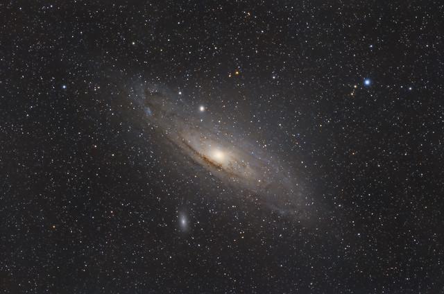Andrómeda M31