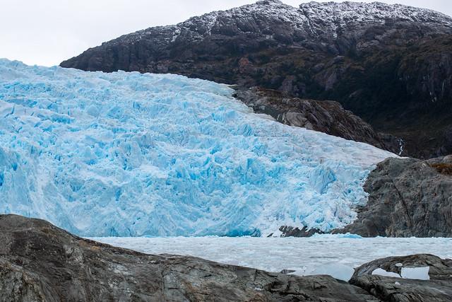 Glaciar el Brujo III