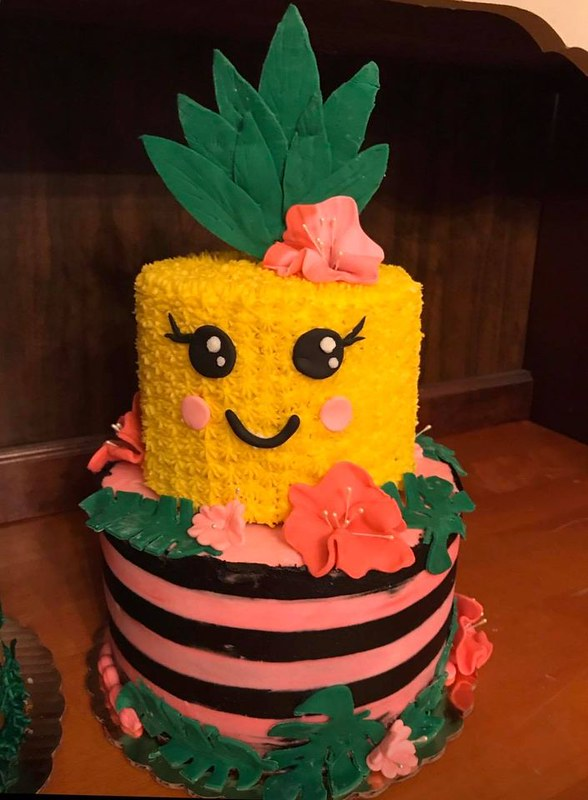 Cake by Cakes, Cookies, & Sweet Creations