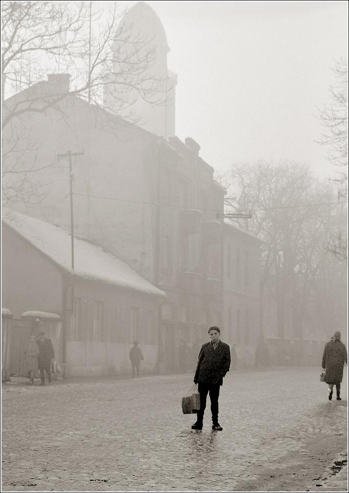 05. 1967. Мукачево, 3 января