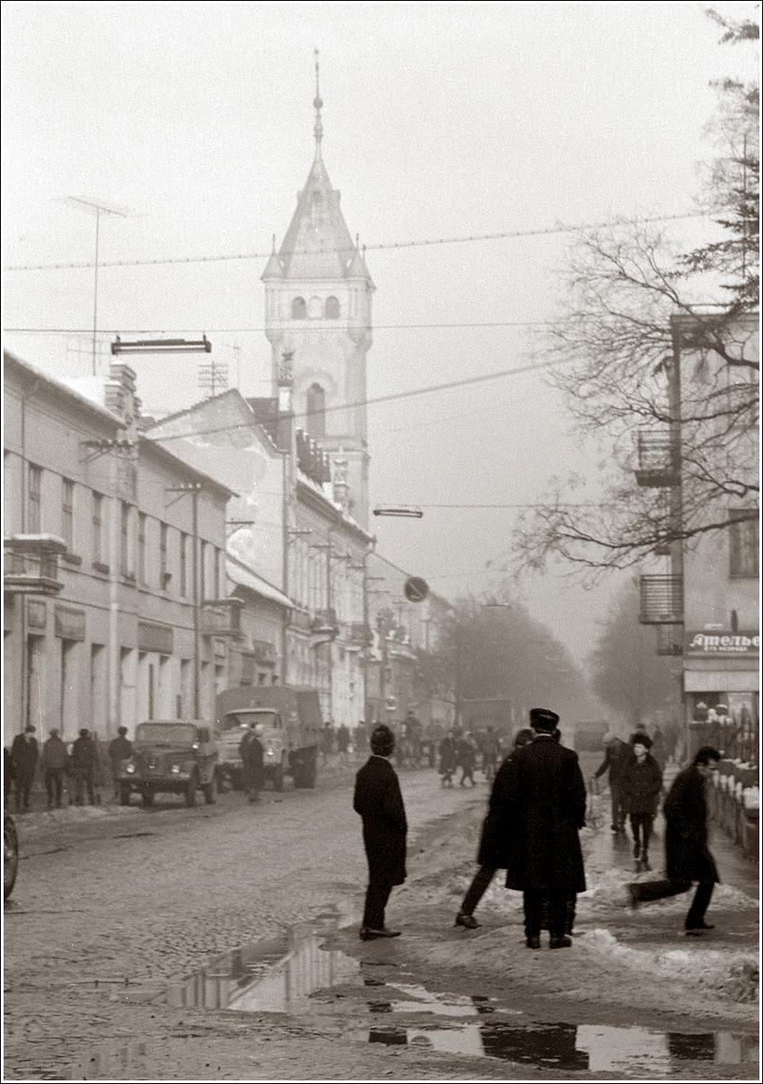 04. 1967. Мукачево, 3 января