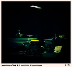 Martin Loeffler, 2020, Toronto, The Marmite Desk