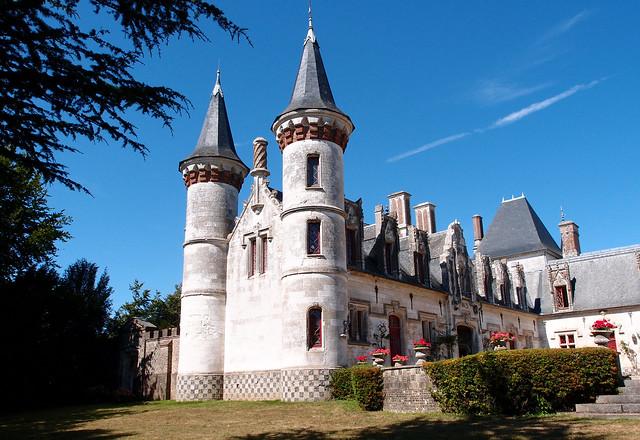 Chateau de Regnière-Ecluse