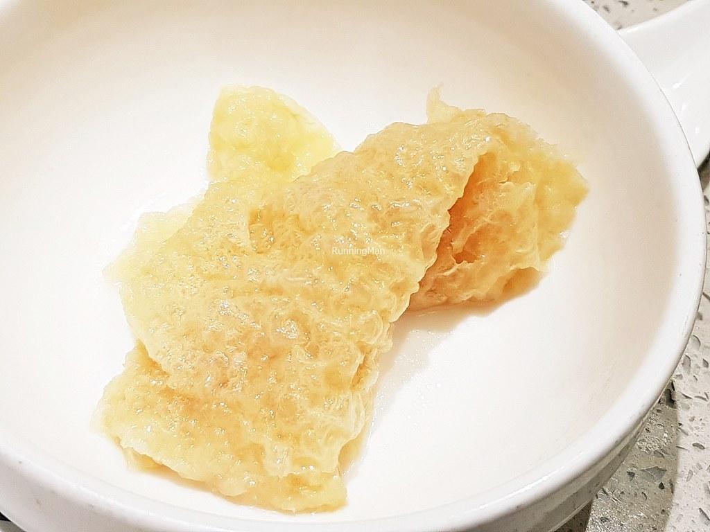Fried Tofu Skin Cooked Original