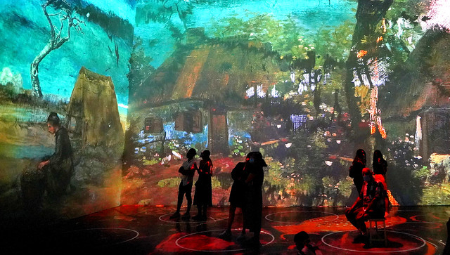Immersive Van Gogh Exhibit #9
