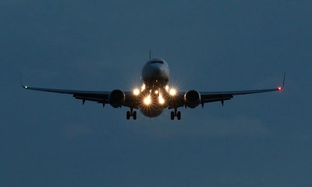 Luces Ryanair