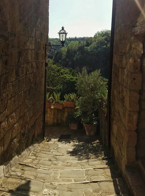 Sorano, Toscana.