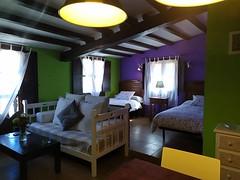 Dormitorio Principal (2 Camas de 90 CM)
