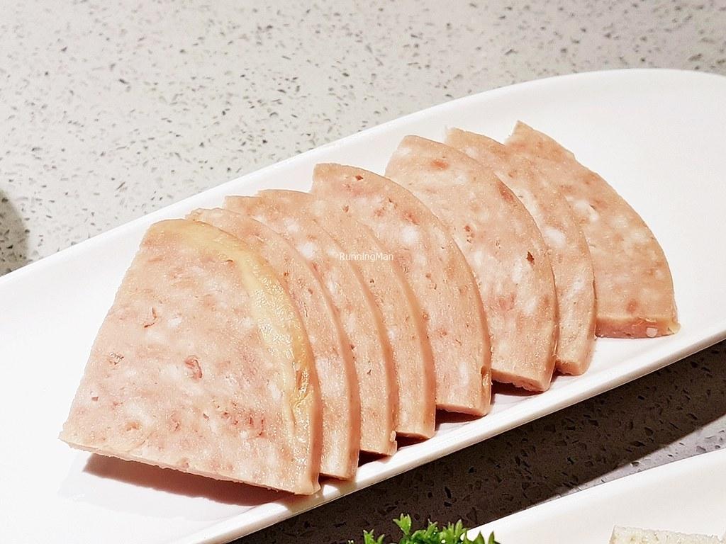 Pork Luncheon Meat Raw