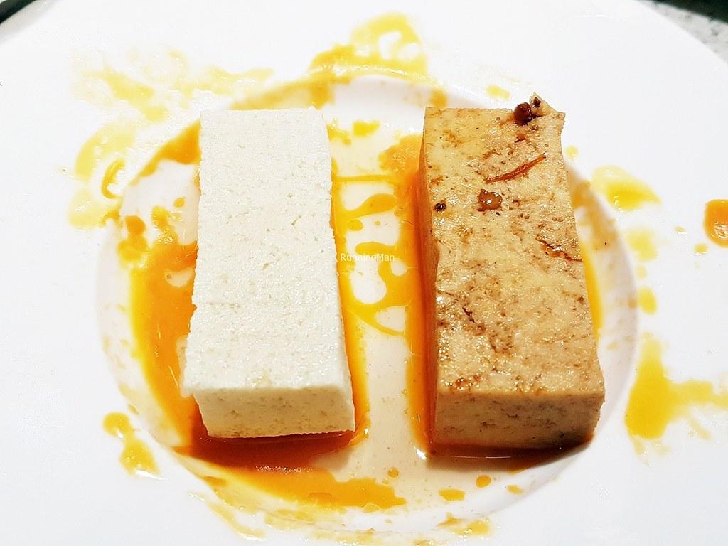 Frozen Tofu Beancurd Cooked Original & Spicy