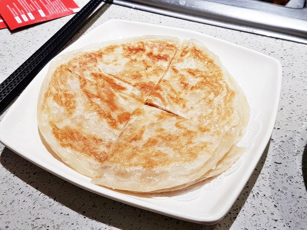 Crispy Dough Pancake
