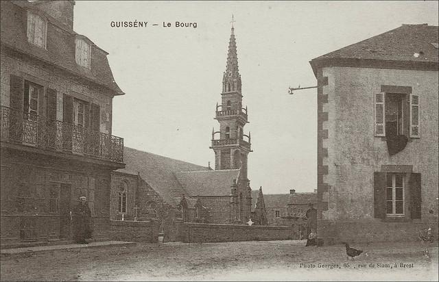 Guissény - Finistère - CPA