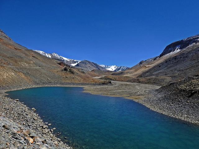 The Sun Lake !!