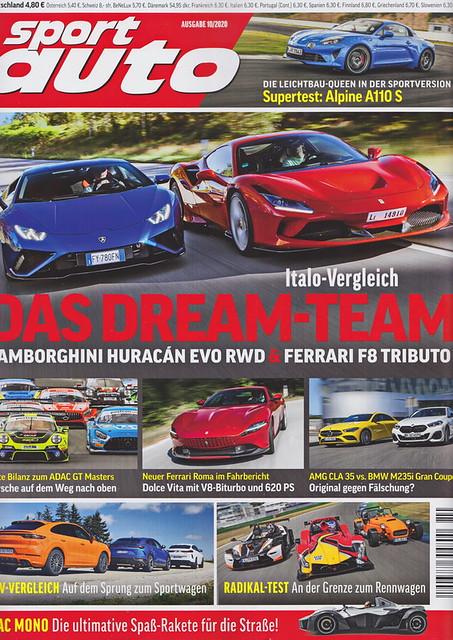 Sport Auto 10 2020 More Cars