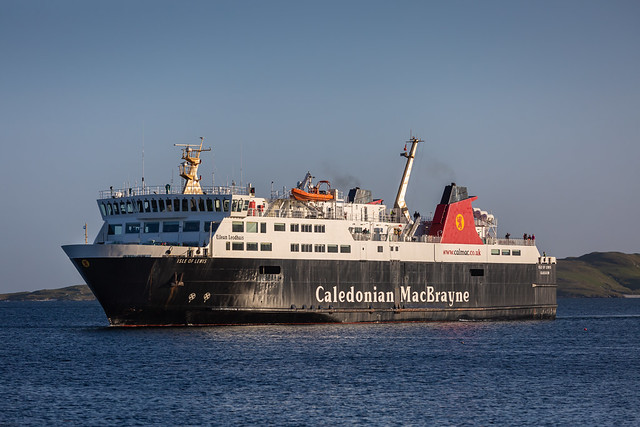 MV Isle of Lewis, Castlebay