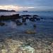 Living reefs of Big Sisters Island