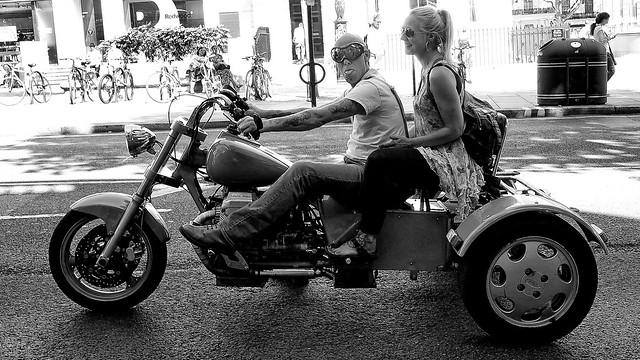 Days Gone By - On Yer Bike