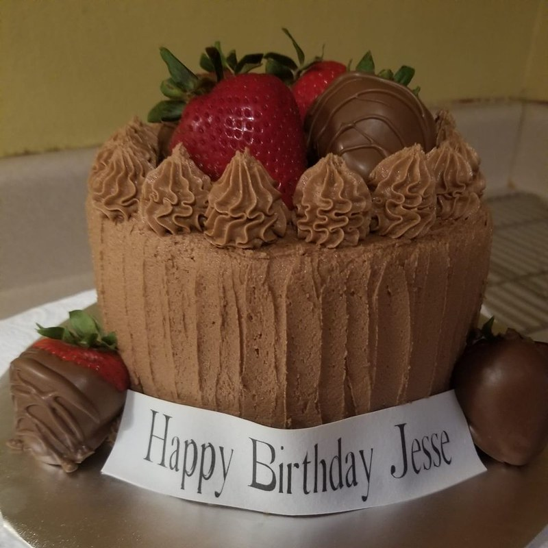 Cake from Cakes By the Pound LLC